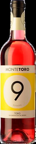 Monte Toro 9 Rosado 2018