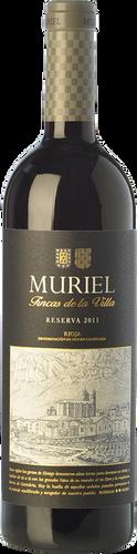 Muriel Fincas De La Villa Reserva 2015