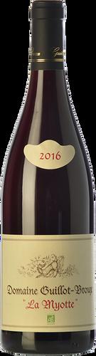 Guillot-Broux Bourgogne Rouge La Myotte 2016