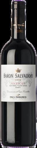 Nals Margreid Baron Salvadori Anticus Riserva 2016