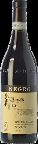 Negro Barbera d'Alba Nicolon 2017