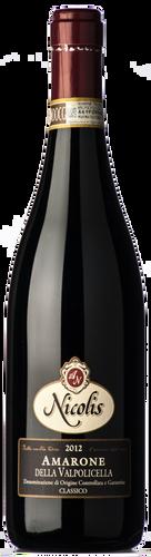 Nicolis Amarone Classico 2012