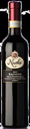 Nicolis Recioto Classico 2015 (0,5 L)