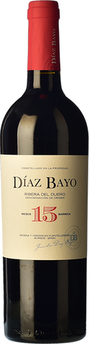 Diaz Bayo 15 Meses Crianza 2017