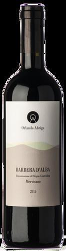 Orlando Abrigo Barbera d'Alba Mervisano 2015