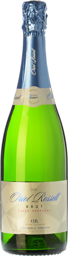 Oriol Rossell Cuvée Especial Brut 2018