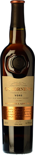 Osborne VORS Sherry Amontillado 51.1 (0.5 L)
