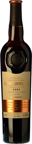 Osborne VORS Sherry Oloroso Sibarita (0.5 L)