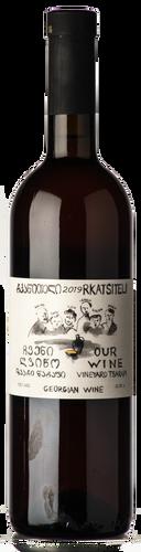 Our Wine Rkatsiteli Tsarapi 2019