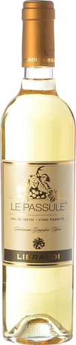 Librandi Val di Neto Passito Le Passule 2016 (0.5 L)