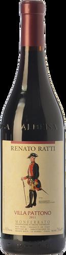 Renato Ratti Monferrato Rosso Villa Pattono 2018