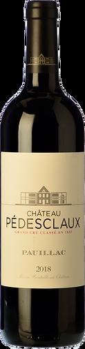 Château Pédesclaux 2018