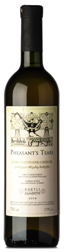 Pheasant's Tears Goruli Mtsvane Chinuri 2018