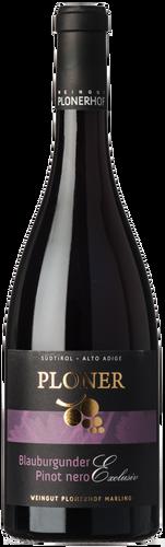 Plonerhof Pinot Nero Riserva Exclusiv 2015