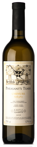 Pheasant's Tears Chinuri 2019
