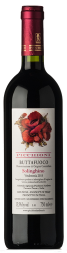 Picchioni Buttafuoco Solinghino 2018
