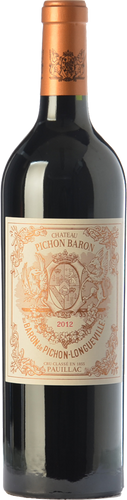 Château Pichon-Longueville Baron 2018