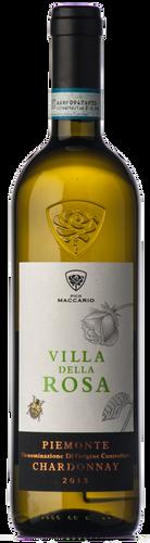 Pico Maccario Chardonnay Villa della Rosa 2015