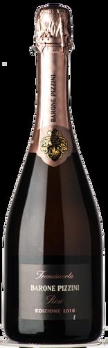 Barone Pizzini Franciacorta Rosé Extrabrut 2016