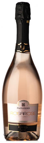 Paololeo Rosarose Rosé Brut