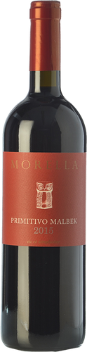 Morella Primitivo Malbek 2018