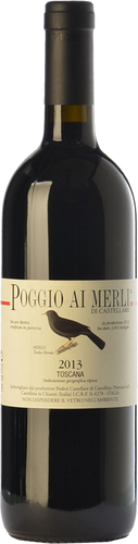 Castellare Toscana Merlot Poggio ai Merli 2017