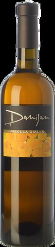 Damijan Podversič Ribolla Gialla 2015