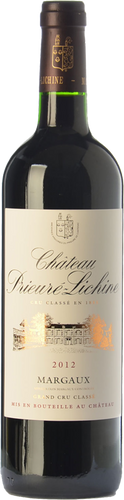 Château Prieuré-Lichine 2017