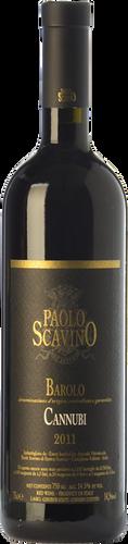 Paolo Scavino Barolo Cannubi 2015