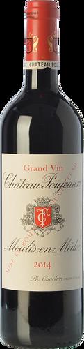 Château Poujeaux 2018
