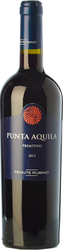 Tenute Rubino Primitivo Punta Aquila 2017