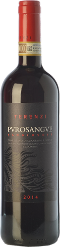 Terenzi Morellino Riserva Purosangue 2016