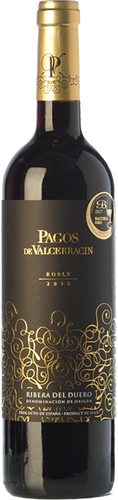 Pagos de Valcerracin Roble 2018