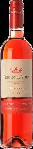 Príncipe de Viana Rosado Cabernet Sauvignon 2019
