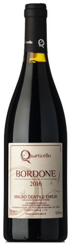 Quarticello Malbo Bordone 2016