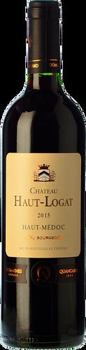 Château Haut-Logat Cru Bourgeois 2015