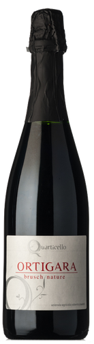 Quarticello Lambrusco M. Cl. Nature Ortigara 2016