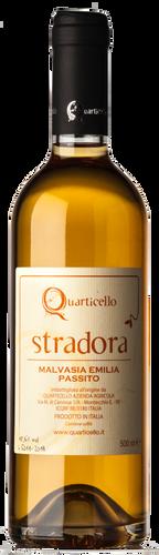Quarticello Malvasia dell'Emilia Passito Stradora (0,5 L)