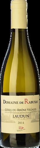 Domaine de Rabusas Laudun Blanc 2014