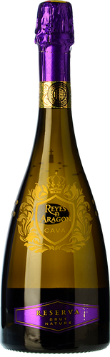 Reyes de Aragón Reserva Brut Nature