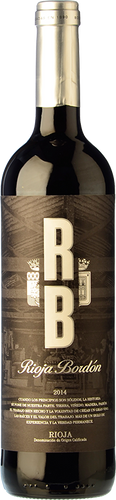 Rioja Bordón RB Seleccion 2016