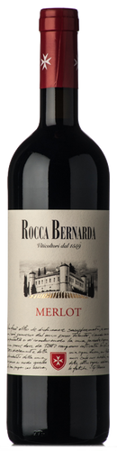 Rocca Bernarda Friuli Colli Orientali Merlot 2017
