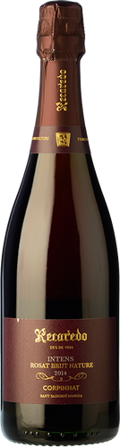 Recaredo Intens Rosat Brut Nature 2015