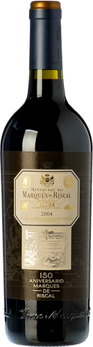 Marqués de Riscal 150 Aniversario 2010