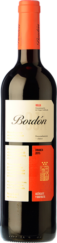 Rioja Bordón Crianza 2017