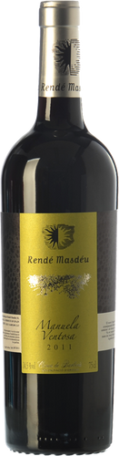 Rendé Masdéu Manuela Ventosa 2012