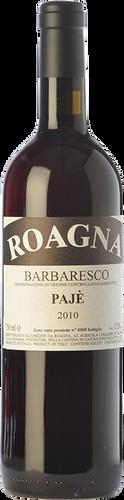 Roagna Barbaresco Pajè 2013