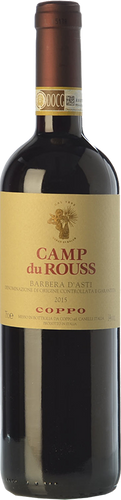 Coppo Barbera d'Asti Camp du Rouss 2017