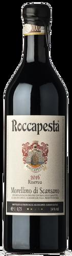 Roccapesta Morellino Roccapesta Riserva 2016