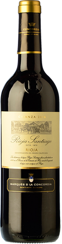 Rioja Santiago Crianza 2016